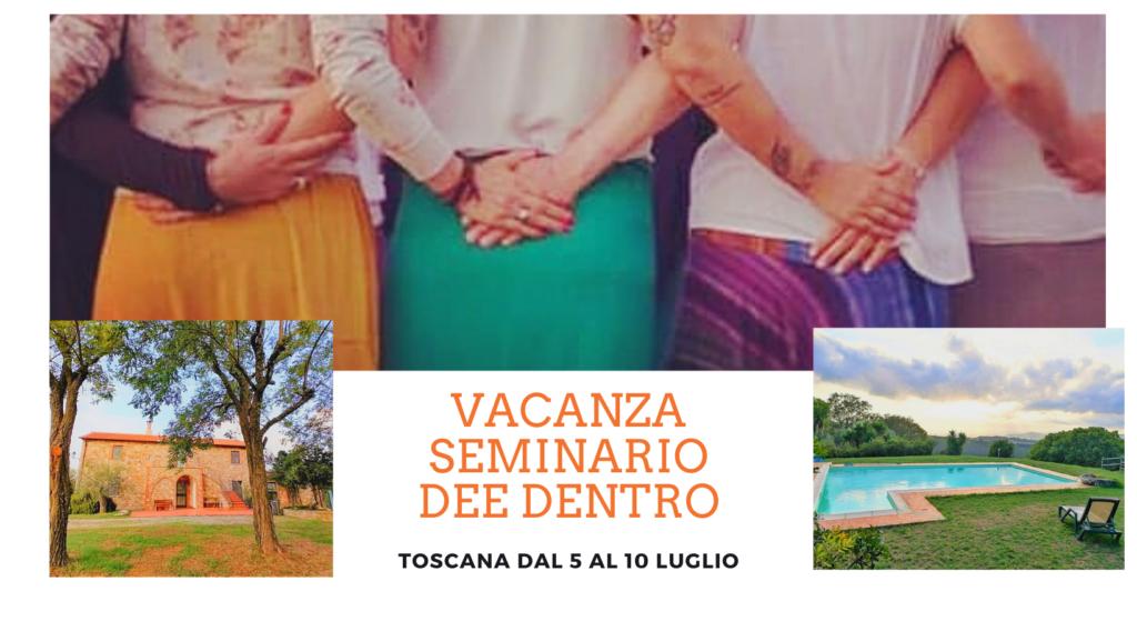 """Vacanza-seminario nel cuore della Toscana con """"Dee dentro"""" di Formazione Madlene"""